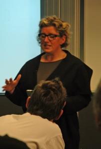 videnskabsminister Charlotte Sahl-Madsen