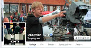 DR Debatten har 39000 følgere på Facebook. Nu er indholdet også underlagt Pressenævnet.
